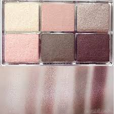 essence all about eye shadow palette review and swatches