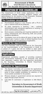 universities boards department karachi jobs on  universities boards department karachi jobs