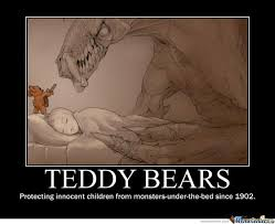 Teddy Bear Memes. Best Collection of Funny Teddy Bear Pictures via Relatably.com