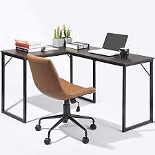 Corner desk office Rounded Image Unavailable Amazoncom Amazoncom Greenforest Shaped Desk Office Computer Corner Desk