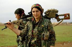 Image result for kurdish ypg fighters