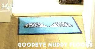 best dog themed doormats doormat for dirt dogs dirty runner