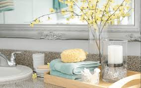 Turquoise Decorative Accessories Delectable 32 Easy Bathroom Decor Ideas Under 32