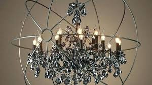 orb crystal chandelier orb crystal chandelier new interesting with crystals ideas large orb crystal chandelier