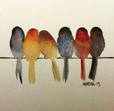 image result for watercolor paintings of fruit watercolor birdsimple