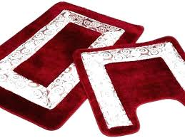 red bath rug red bathroom rugs good red bathroom rug set for red bath rug bathroom red bath rug