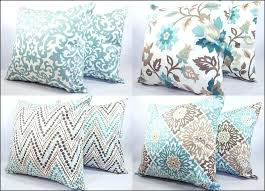 lovely brown throw pillows teal green and brown throw pillows blue couch house grey brown leather