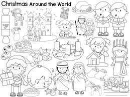 Free interactive exercises to practice online or download as pdf to print. Christmas Around The World Book List Freebie Clever Classroom Blog Christmas Teaching Christmas Classroom Coloring Pages