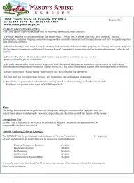 landscape maintenance proposal template landscape proposal cover letter landscaping template lawn