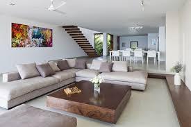 modern beach house living. Living Room In Modern Beach House U