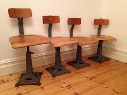 singer sewing machine chair original vintage shabby chic antique