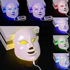 CSBY7 colors facial mask PDT photon LED facial ... - Amazon.com