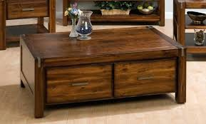 rustic end tables for round wooden coffee tables wood end table square living room