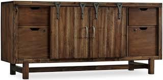 hooker furniture entertainment center. Hooker Furniture Studio 7H Glide Entertainment Center With Farmhouse Style Doors 7