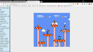 super mario bros crossover unblocked games 66 at google chrome 9 26 2017 9 49 11 am