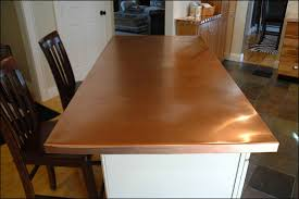 custom kitchen copper counter top using for tops in copper kitchen countertops idea 16