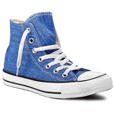 converse shoes black and blue. sneakers converse - ct hi sapphire 147036c light sapphi converse shoes black and blue