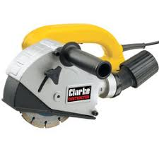 angle grinder machine. wall chaser. clarke con115 115mm angle grinder machine
