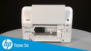 Hp Printer Light Keeps Blinking Fixing A Carriage Jam Hp Deskjet 1510 All In One Printer