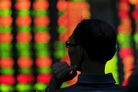 China Markets Live Chinese Data Whacks Shanghai Shenzhen
