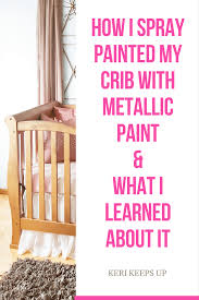 if you are looking to use metallic spray paint there are a few things that