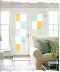 sliding door tint french door with stained glass sliding glass door tint home depot