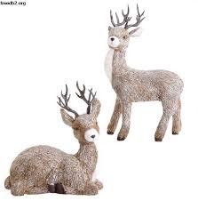 astonishing indoor christmas reindeer decorations reindeer decorations indoor
