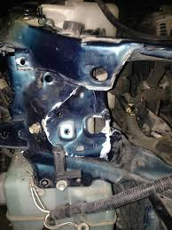Toyota Camry Questions - how do you remove the front frame ...