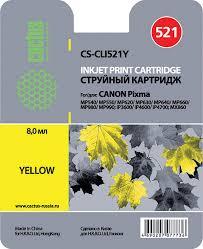 <b>Картридж Cactus CS</b>-<b>CLI521Y</b> купить в Москве, цена на Cactus ...