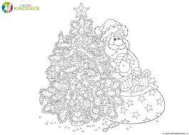 25 Idee Kerstboom Leeg Kleurplaat Mandala Kleurplaat Voor Kinderen