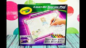 Crayola Crayola Light Up Tracing Pad Crayola Light Up Tracing Pad Clothing Fashion Designer