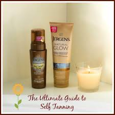Jergens Natural Glow Light To Medium How To Apply Self Tanner Like A Pro A Beautiful Whim