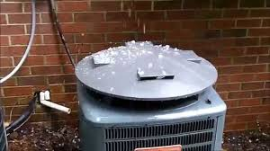 air conditioning covers outside. ac shield - protective cover for air conditioner and heat pump. youtube conditioning covers outside