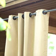 sunbrella outdoor curtains custom best ideas on front cabanas 144