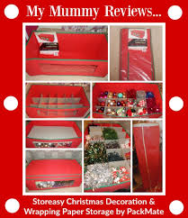 Christmas Decorations Storage Box Review Of Storeasy Christmas Decoration Storage Box Wrapping 88