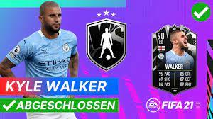 SHOWDOWN: KYLE WALKER 90 👊 Günstige SBC Lösung ohne Loyalität | FIFA 21  Ultimate Team - YouTube