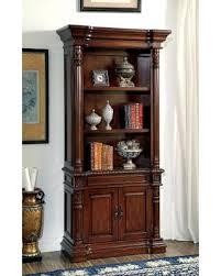 roosevelt cm dk6252s cherry wood home office bookcase cherry wood home office