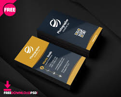 Free Personal Cards Free New Personal Business Card Freedownloadpsd Com