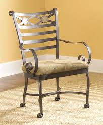 terrific catchy upholstered dining room chairs with casters image hd