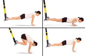 16 trx moves for a full body workout