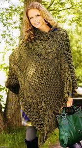 Free Knitted Poncho Patterns Unique Inspiration Design