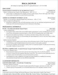 11 12 Logistics Resume Keywords 626reserve Com