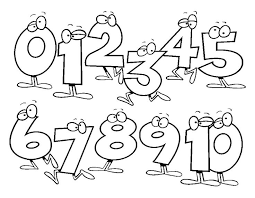 funny numbers coloring pages for pre free coloring pages for kids coloring pages math free printable and kids colouring