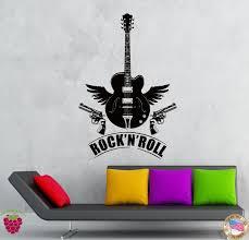 Rock N Roll Bedroom Popular Rock N Roll Stickers Buy Cheap Rock N Roll Stickers Lots