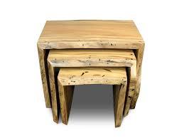 marri slab coffee table nest jahroc