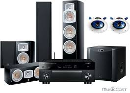 yamaha home theater. yamaha yht-9940 home theatre package includes rx-v1083 av receiver theater