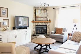 living room corner fireplaces inspirational best of how to design a living room with a