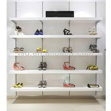 full size of decorating amazing wall mounted shoe rack 19 furniture appliances captivating white wooden floating