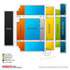 Javits Center Seating Chart Bergen Pac Center Garage Rack Storage