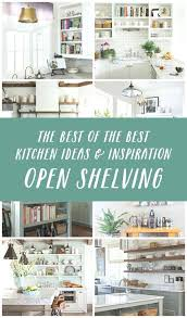 kitchens with open shelving kitchen open shelving the best inspiration tips kitchens with open shelving image